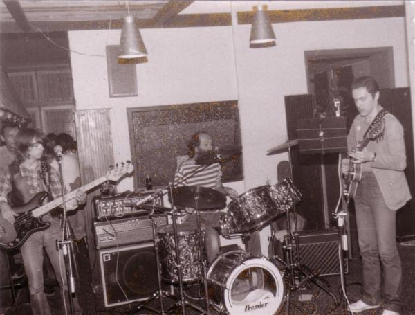 1982-1983  |  1st steps