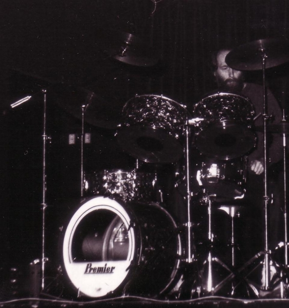 Peter Lukacs - Drums