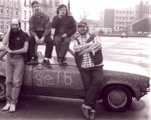 Mark II  -  Old Cars And Rock'n'Roll