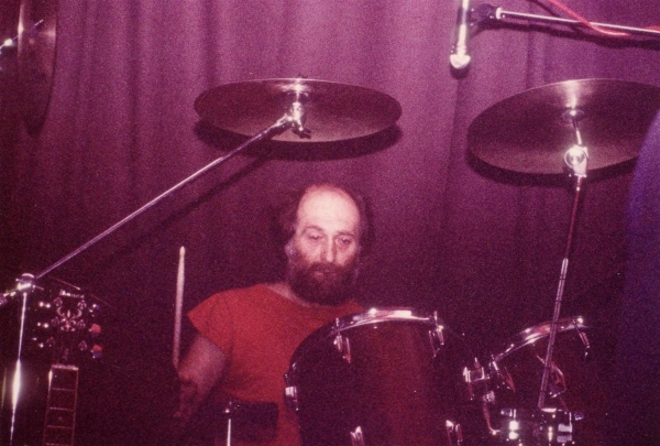 Peter Lukacs - Drums
