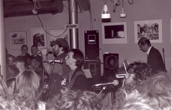 Live-Recording at Zeche Bochum