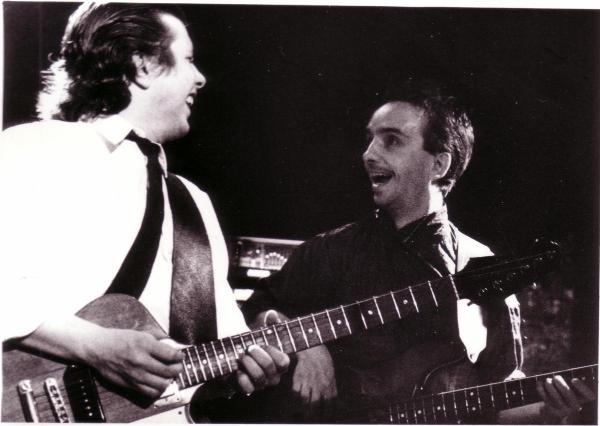 Jimmy & Ulli