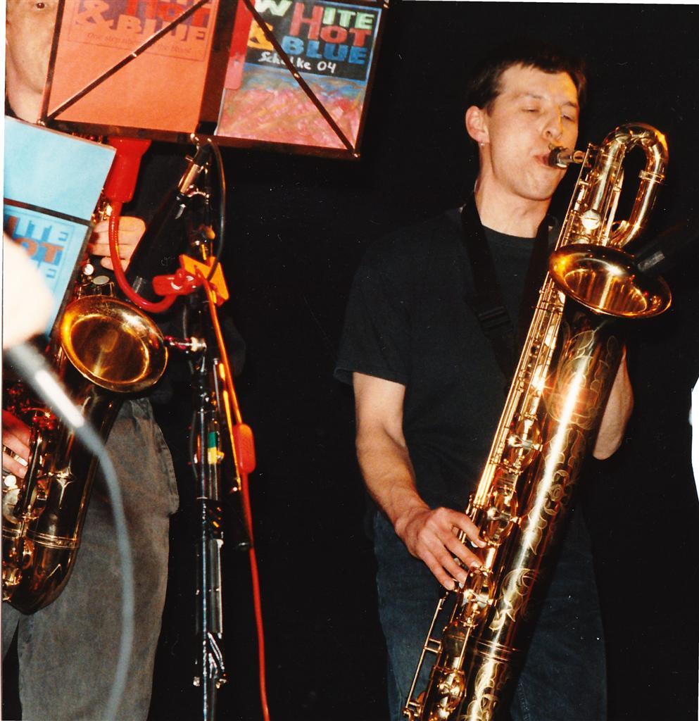 Ditsche & the big sax